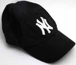 New York Baseball Cap Hat Spy Camera DVR
