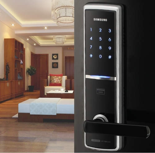 Samsung Smart Digital Keyless Door Lock SHS-H625 USA Version