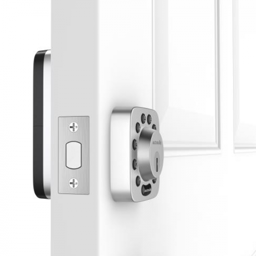 Ultaloq U-Bolt Smart Bluetooth Keyless Keypad Deadbolt Door Lock