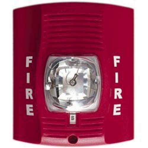 Secureguard Fire Alarm Strobe Light With 720p Hd Wifi Camera
