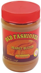 Peanut Butter Hidden Diversion Safe