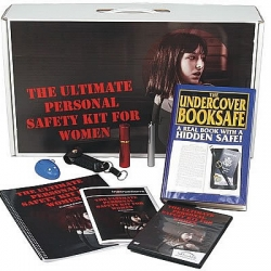 Ultimate Personal Safety Emergency Kit For Women