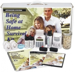 Advanced Home Survival Security Safety Kit