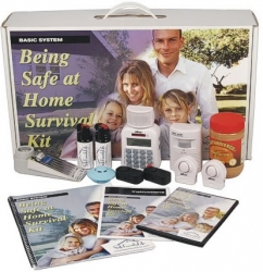 Home Survival Security Safety Kit
