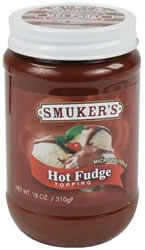 Smuckers Hot Fudge Diversion Hidden Safe