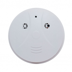 Bush Baby Smoke Detector Alarm With 30 Hour 1080P HD Camera