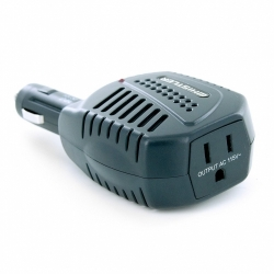 Car Plug Power Inverter Hidden Spy Nanny DVR Camera