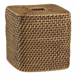 Motion Detection Wicker Tissue Box DVR Camera 30 Day Battery