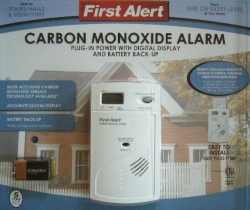 Wifi Carbon Monoxide Camera DVR Detector