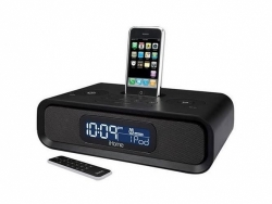 iHome iPod Alarm Hidden Spy Nanny Camera Docking Station