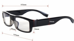 720P HD Sophisticated Spec Glasses DVR HD Hidden Nanny Camera