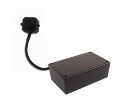 Black Box Asset Protection Hidden Nanny Camera With 3 Month Battery