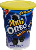 Oreo Cookie Diversion Hidden Burglar Safe