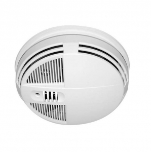 Smoke Alarm With 90 Day Battery Side View Night Vision Spy Hidden Nanny Camera