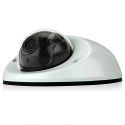 IP POE Miniature 2 Megapixel Vandal Proof Dome Security Camera