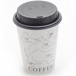 720 HD Coffee Cup Lid DVR Camera