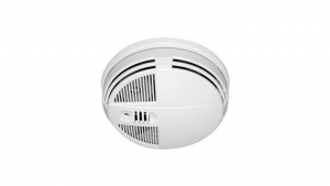 Emergency Smoke Detector Alarm With 90 Day Night Vision Wifi Camera