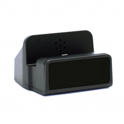 1080P HD WiFi iPhone Smartphone Docking Station Hidden Nanny Camera