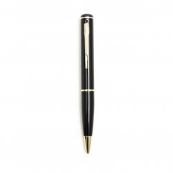 720P HD Ink Writing Pen 8 Hour Battery Hidden Spy Camera