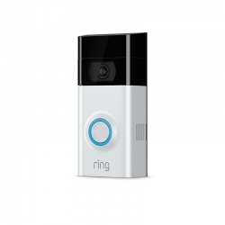 Ring 1080P Wifi Smart Motion Detect Security Video Doorbell 2