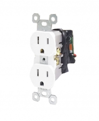 Bush Baby Hardwired Wifi Functional Outlet With 1080P HD Camera