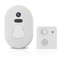 Wifi Smart home Automation Door Bell Camera With Night Vision