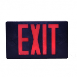 Bush Baby Hardwired Emergency Exit Sign With 1080P HD Camera