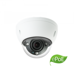 Dahua 6MP EPOE IR Dome Camera 2.7-12mm IPC-HDBW5631E-ZE