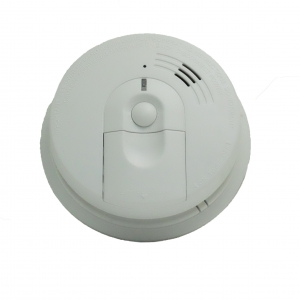 Emergency Fire Smoke Detector Alarm With 4K Wifi Camera