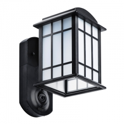 Maximus Motion Outdoor Wifi Smart Security Camera Light