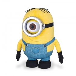 Minion Stuffed Child Toy With 4K UHD Battery Wifi Hidden Camera
