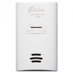 Carbon Monoxide Alarm Detector With 4K UHD Wifi Camera