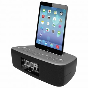 ihome Docking Station With 4K UHD Wifi Night Vision Camera