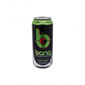 Bang Energy Drink Soda Can With 1080P HD Camera
