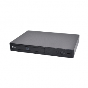 Blu-Ray Functional DVD Player With 1080P Night Vision Wifi Camera