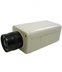 Realistic Box Dummy Camera with Working LED