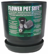 Hidden Flower Pot Diversion Safe
