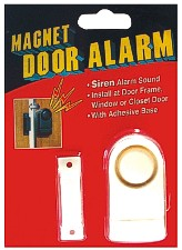 Magnetic Door And Window Alarm System