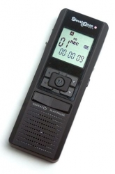 195 Hour Digital Voice And Telephone Recorder