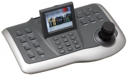 3 Axis PTZ Controller with3.5 inch Monitor