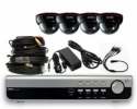 4 Channel Security Camera DVR Packages