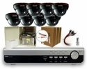 8 Channel Security Camera DVR Packages