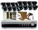 16 Channel Security Camera DVR Packages